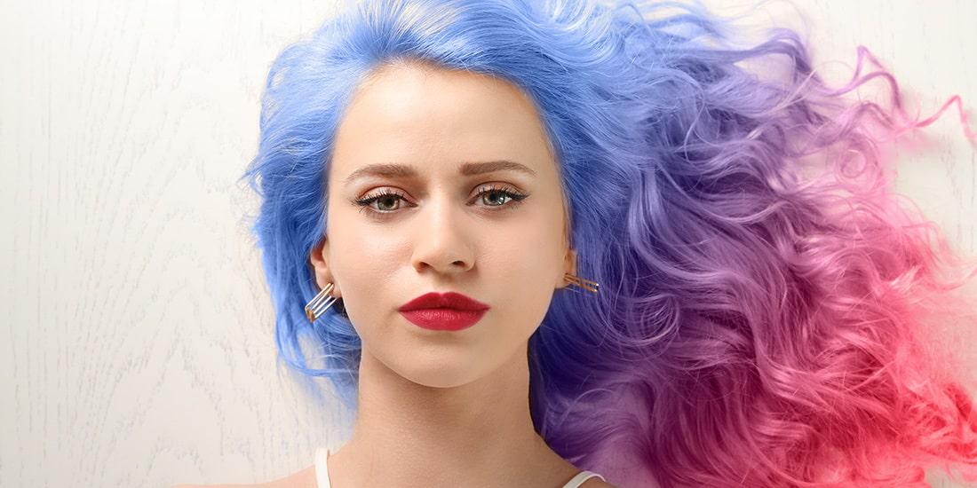 jak pielęgnować włosy farbowane, pielęgnacja włosów farbowanych