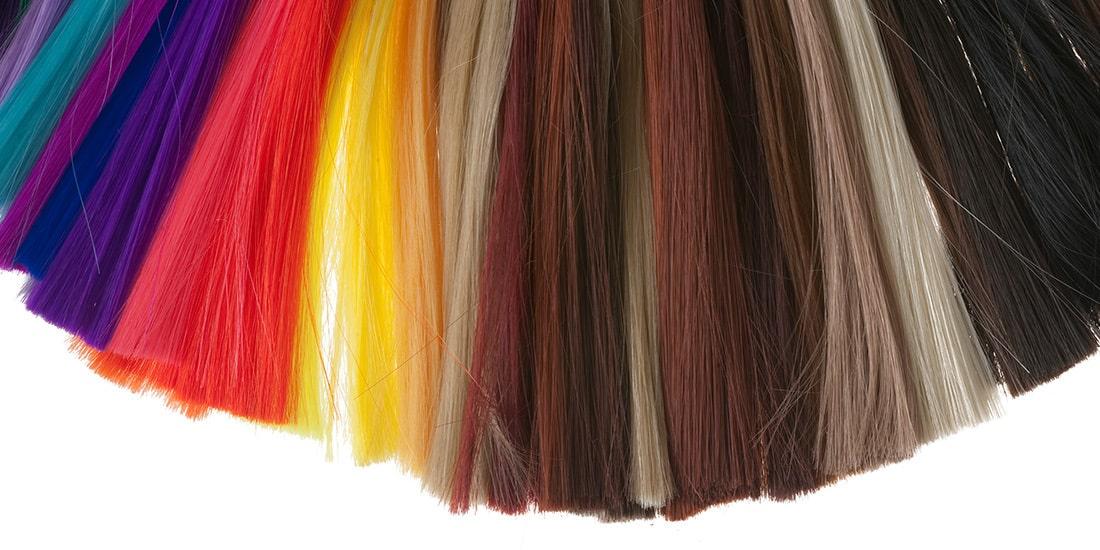 palety farb do włosów, loreal majirel, farby matrix, paleta alfaparf evolution