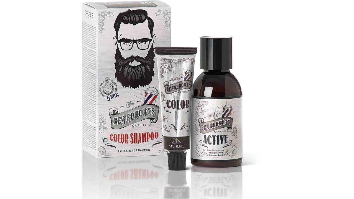 odsiwiacze dla mężczyzn, koloryzacja męskich wlosów, farba do brody, beardburys