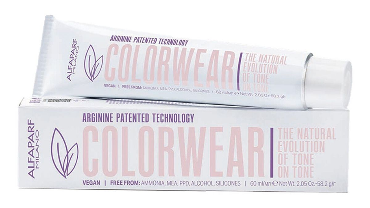 farba do włosów alfaparf, alfaparf color wear new, farba bez amoniaku