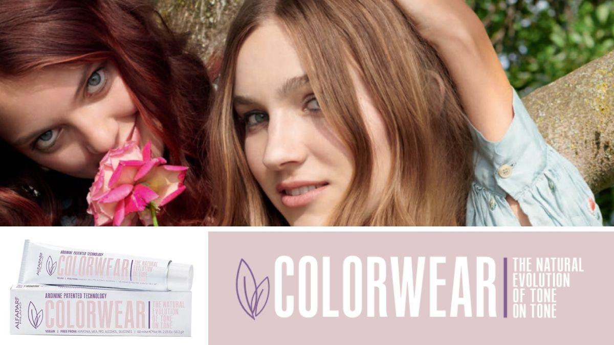 alfasparf color wear, nowa paleta alfaparf color wear, farby bez amoniaku, paleta alfaparf, profesjonalne farby do włosó, farby fryzjerskie do włosów