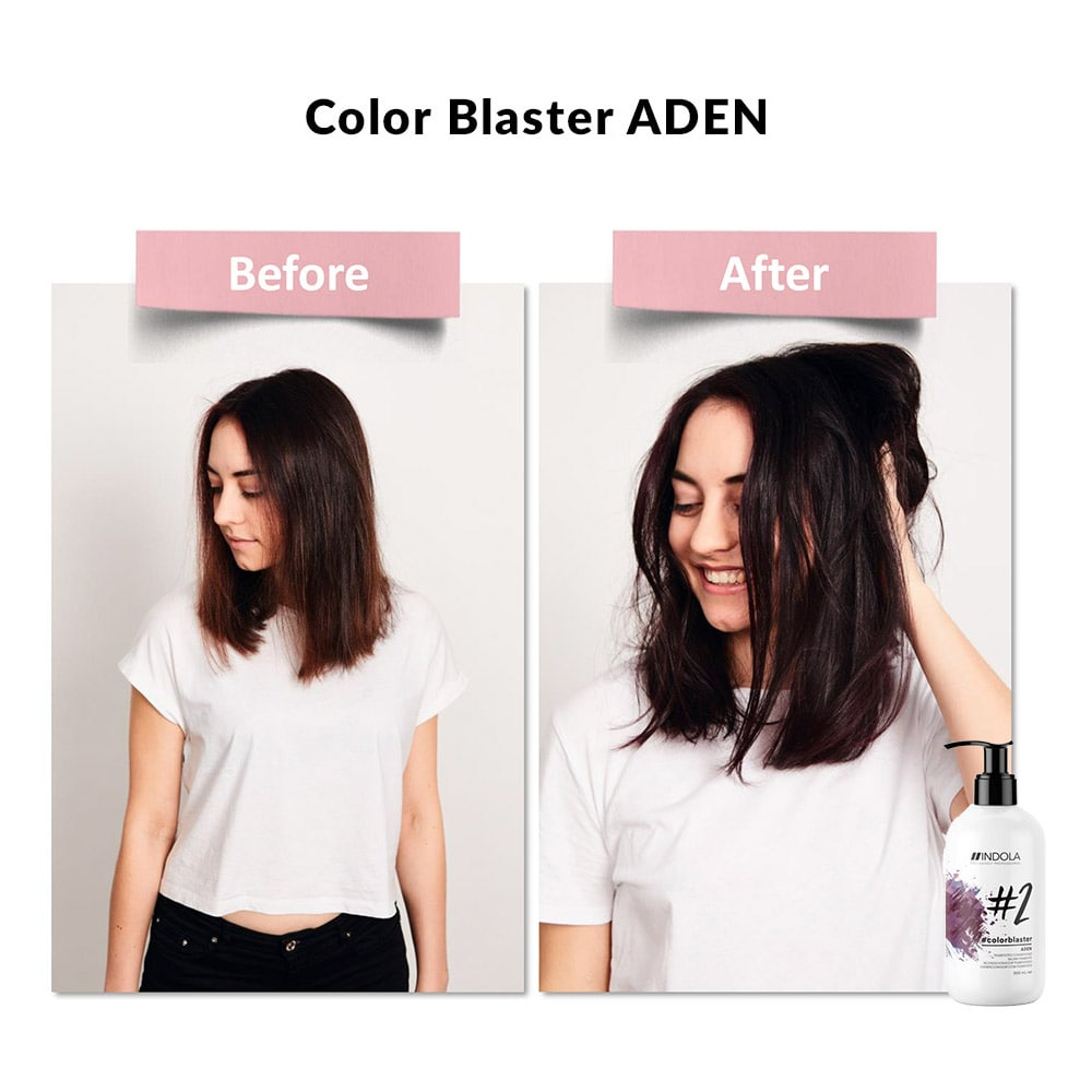 indola color blaster aden