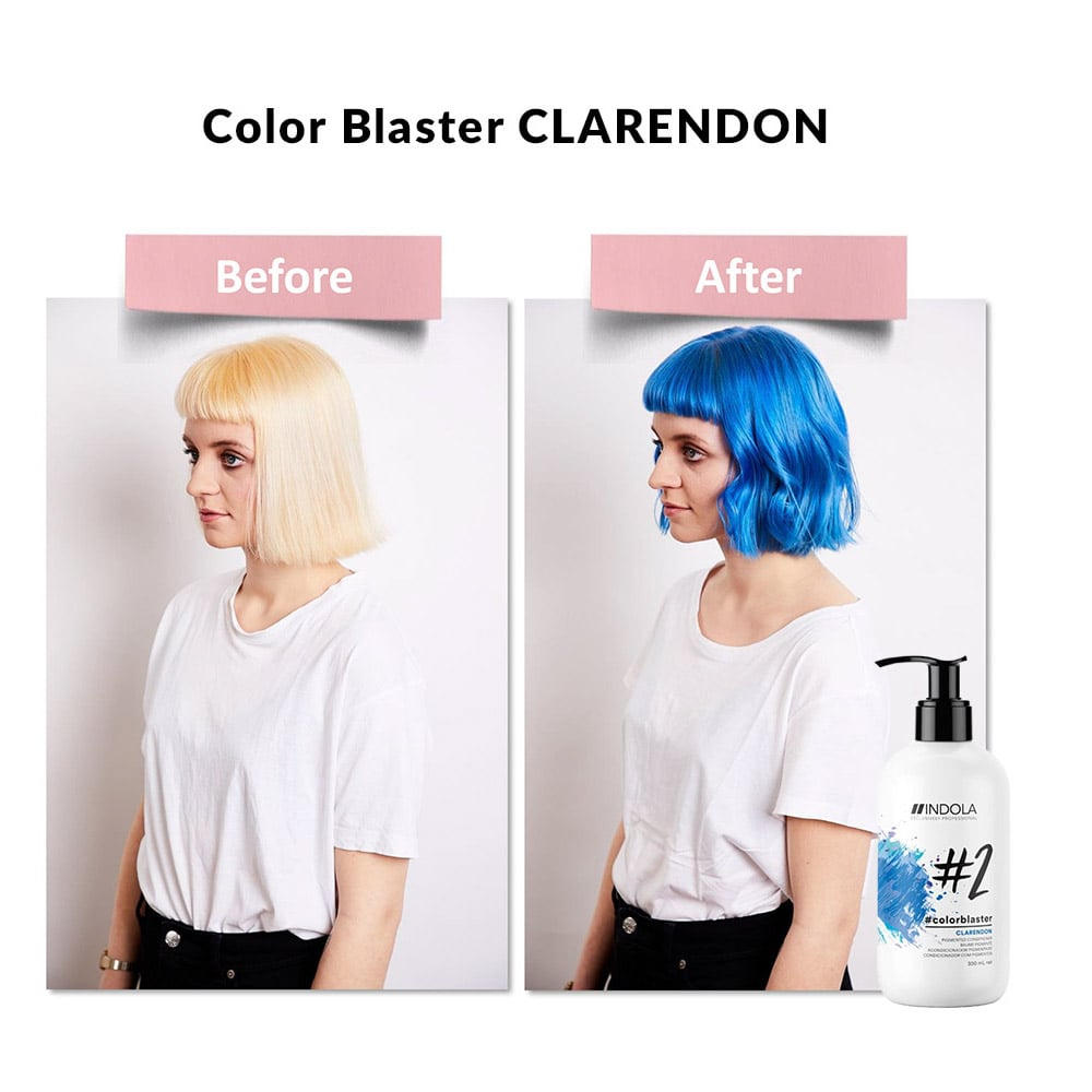Indola Color Blaster Clarendon