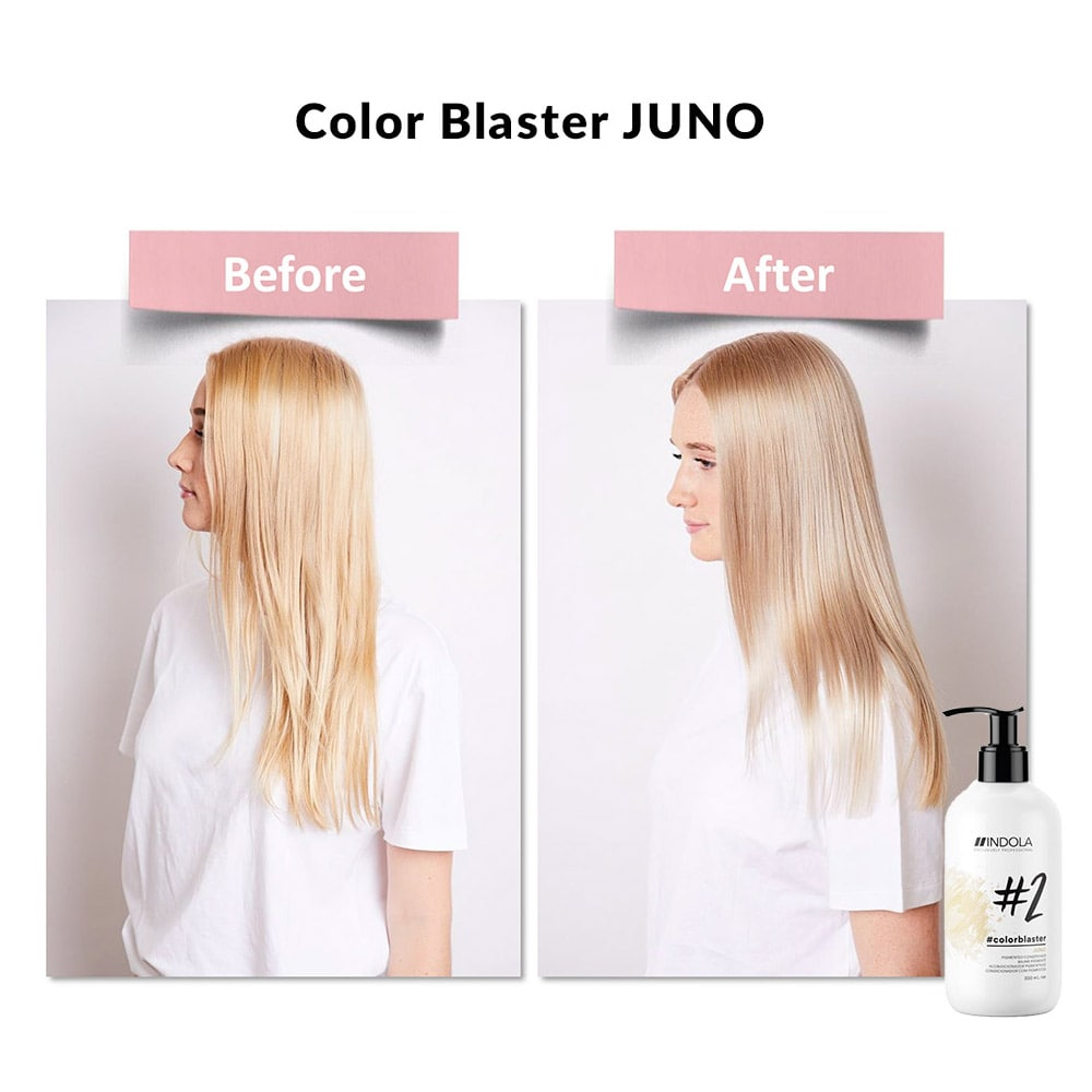 indola color blaster juno