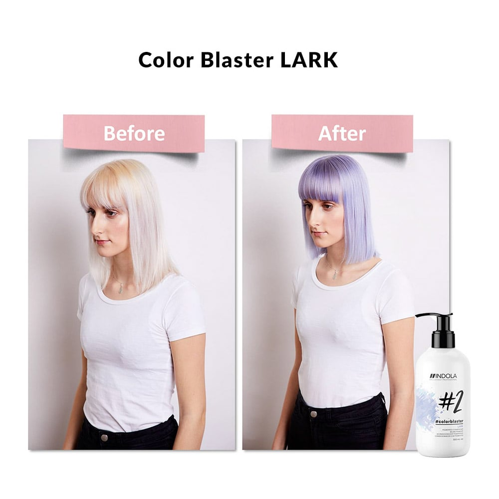 Indola Color Blaster Lark