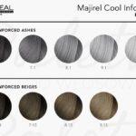 paleta loreal majirel cool inforced
