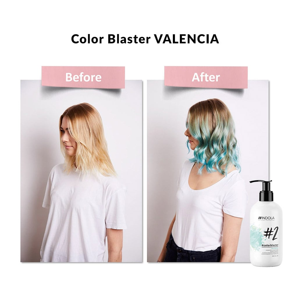 Indola Color Blaster Valencia