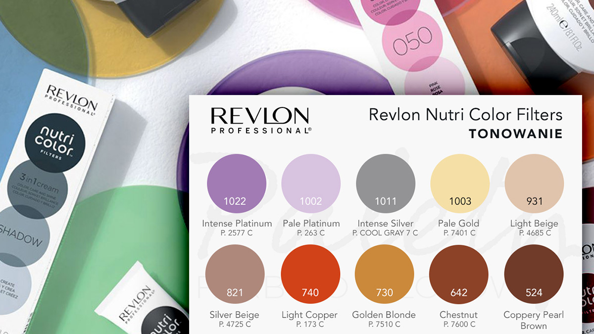 nowe maski revlon nutri color filters
